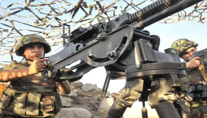 ВС Армении вновь обстреляли азербайджанские позиции из крупнокалиберных пулеметов