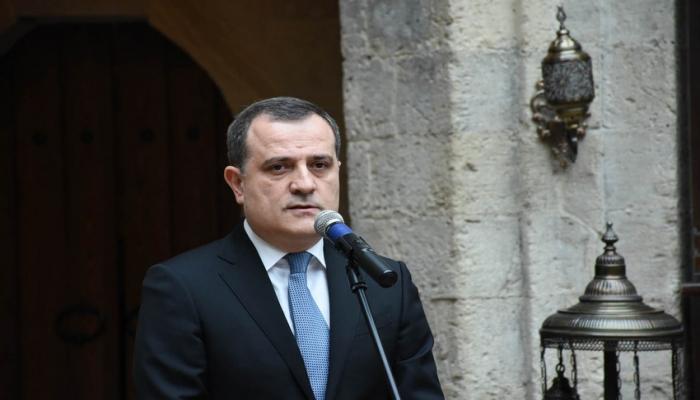 Джейхун Байрамов отбыл с официальным визитом в Грузию