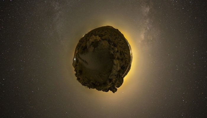 Новая схема позволит отклонить летящий к Земле астероид