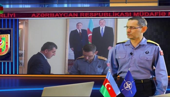 Контр-адмирал НАТО: Азербайджан является одним из самых активных партнеров в рамках сотрудничества с НАТО