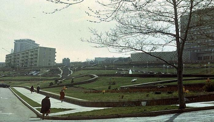 Весна 1970-х в Баку (30 ФОТО)