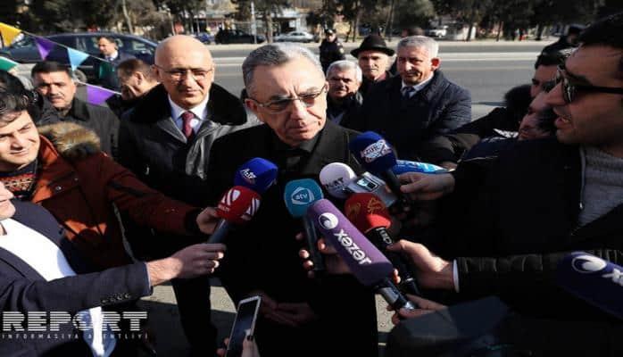 "Eldar Əzizov: ""Bakının yeni inkişaf strategiyası hazırlanmalıdır"""