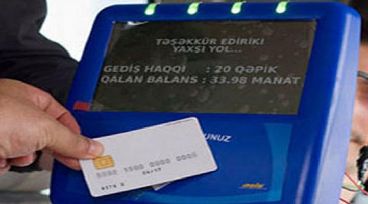 В Баку на безналичную систему оплаты переходит еще один автобусный маршрут