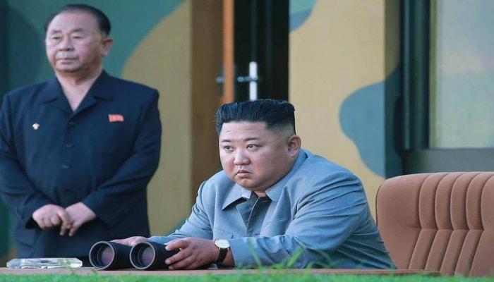 Kim Çen In yeni taktiki idarə olunan raketlərin sınaqlarında iştirak edib