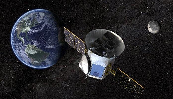 Новый спутник НАСА за два дня обнаружил две похожие на Землю планеты