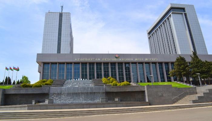 На сегодняшнем заседании парламента Азербайджана будут рассмотрены 16 вопросов
