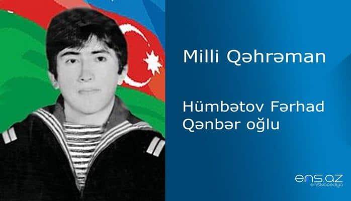 Fərhad Hümbətov Qənbər oğlu