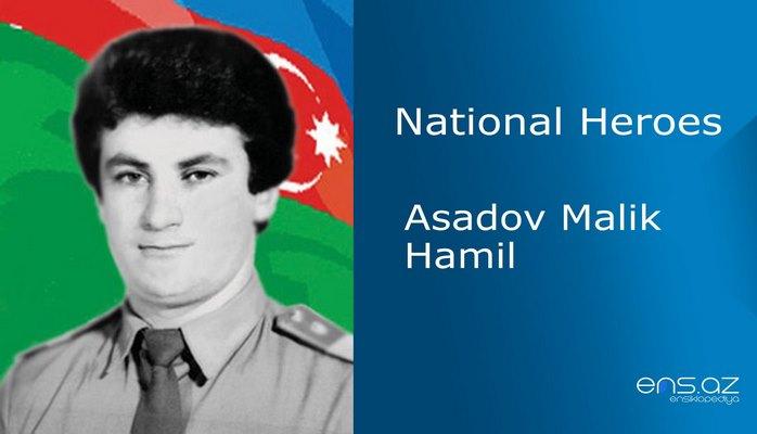 Asadov Malik Hamil