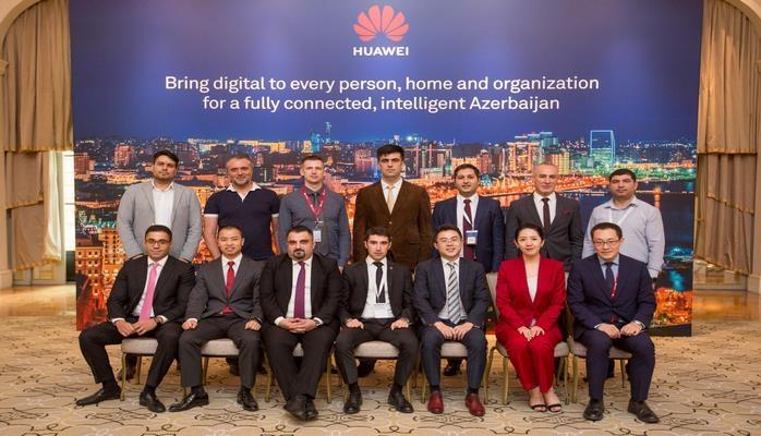 В Баку прошло одно из самых топовых мероприятий года в Азербайджане в сфере высоких технологий и инноваций!