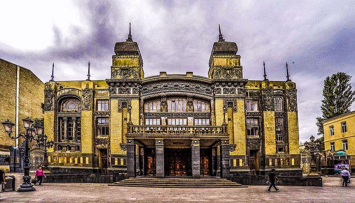 Azerbaycan Devlet Akademik Opera ve Bale Tiyatrosu