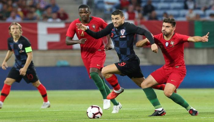 Португалия и Франция стартовали с побед в Лиге наций