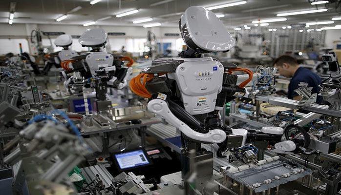 В Китае ожидают, что рынок робототехники в стране к 2020 году достигнет $14 млрд