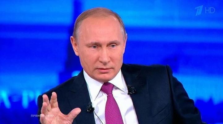 Путин: России нужна крепкая президентская власть