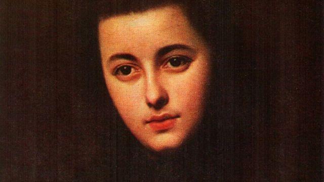 Milli İncəsənət Muzeyində saxlanılan əsrarəngiz qadın portreti