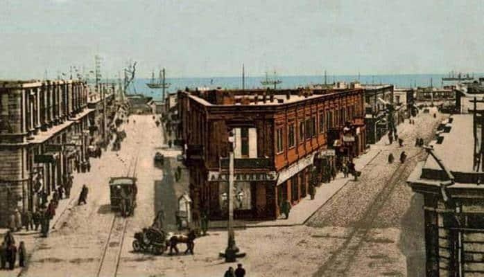 Цветные открытки Баку конца XIX – начала ХХ века (ФОТО) – часть 2