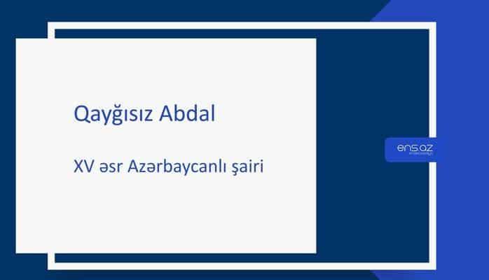 Qayğısız Abdal