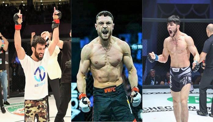 MMA ustalarımız Azərbaycanı layiqincə təmsil edirlər uğur