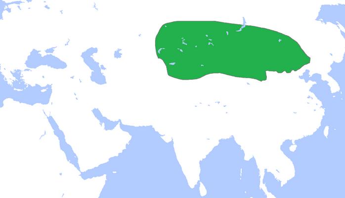Böyük Hun İmperiyası