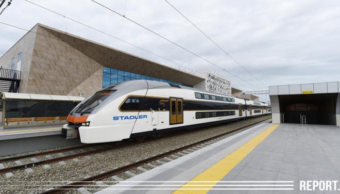 Подготовлен видеоролик по случаю 140-летия железных дорог Азербайджана