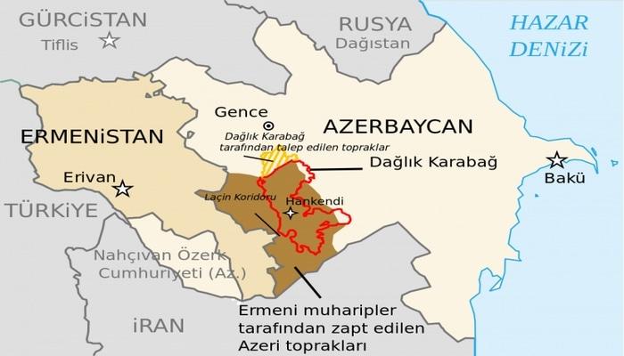 Karabağ'da Hangi Ülke Kimin Yanında?