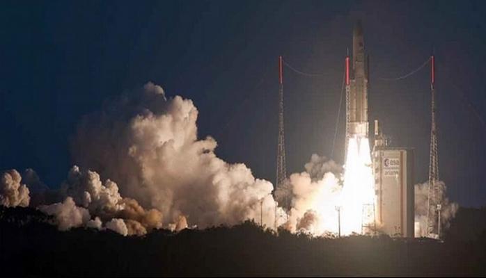 Çin'den uzaya iletişim uydusu!