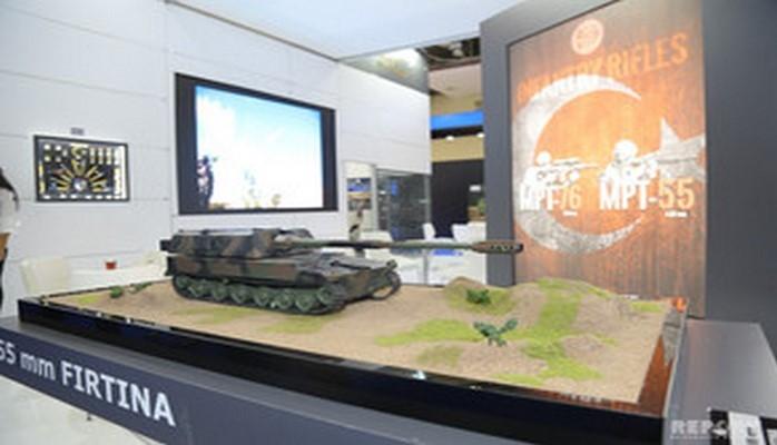 В Баку открылась Азербайджанская международная оборонная выставка ADEX-2018