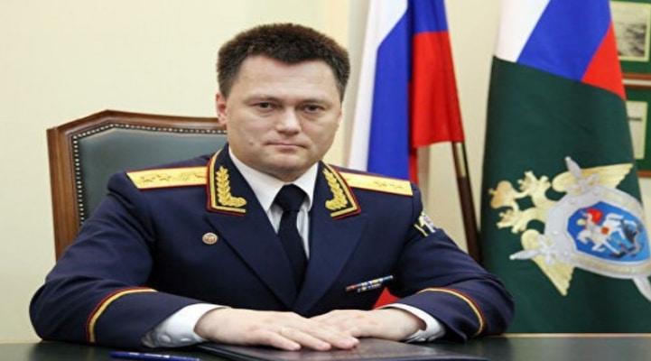 Путин внес кандидатуру замглавы СК на должность генпрокурора