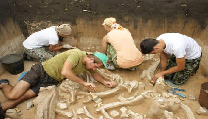 Во Вьетнаме обнаружили следы первобытных людей, живших 9 тысяч лет назад