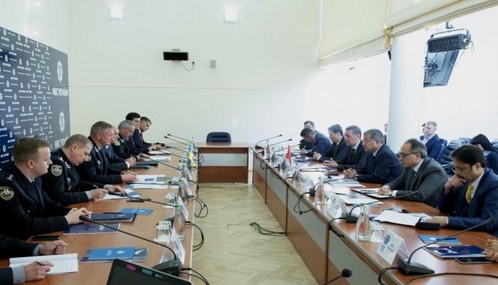 Азербайджан, Грузия, Турция и Украина будут совместно бороться с оргпреступностью
