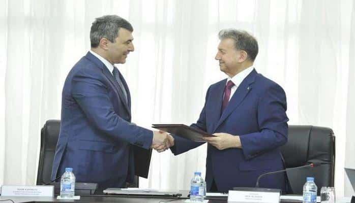Академия наук и министерство подписали соглашение