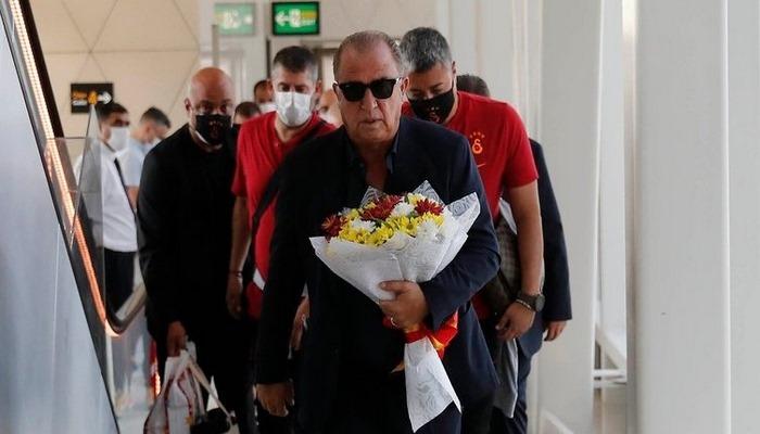 Galatasaray Bakü'de