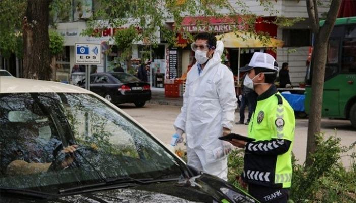 Gaziantep'te COVID-19 tedbirlerini ihlal eden 1696 kişiye ceza