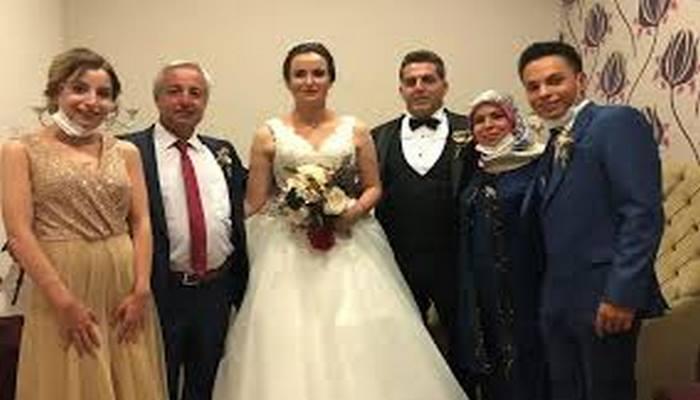 Gelin ve damada takılana bak Nevşehir'e damga vuran düğün