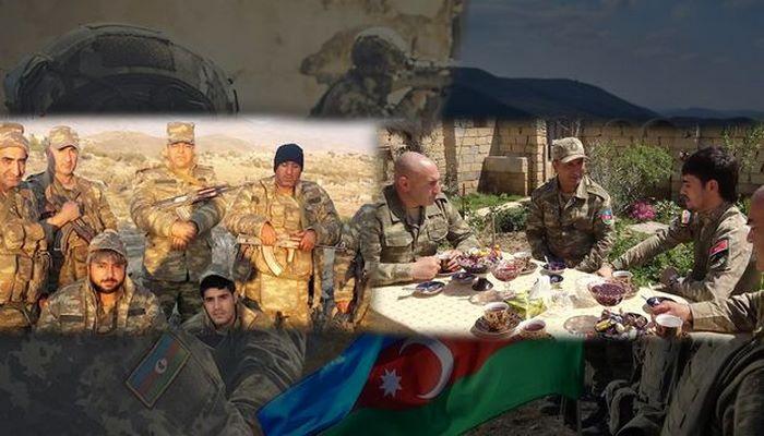 """""""Generalın evinə girdik, silahı qoyub qaçmışdı"""" - 44 Gün əsgər Rəşadla"""