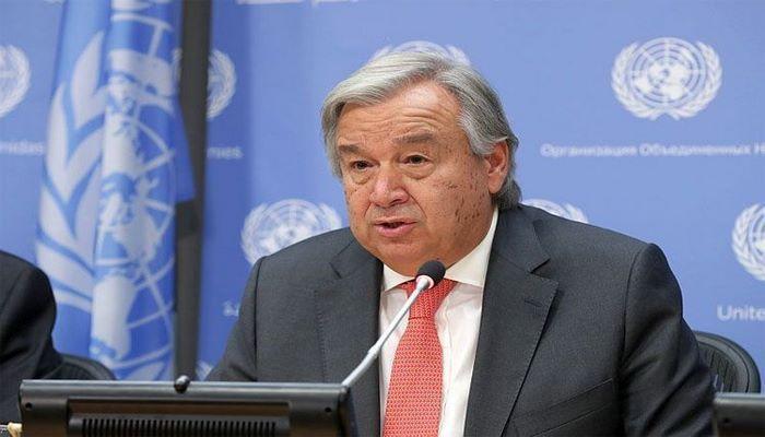 Генсек ООН призвал Азербайджан и Армению прекратить военные действия