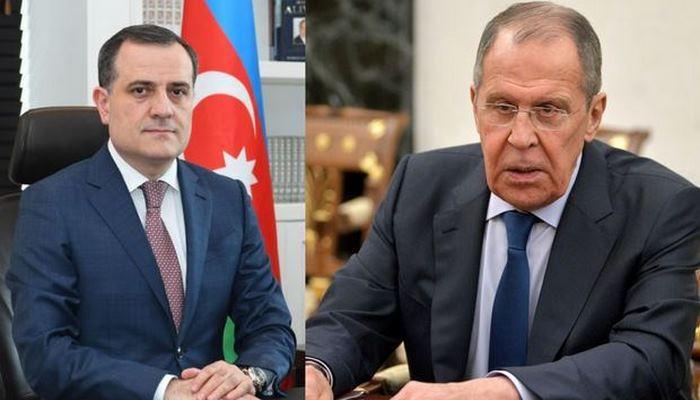 Главы МИД Азербайджана и России обсудят нагорно-карабахское урегулирование