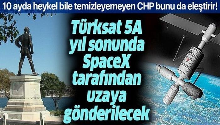 Gökyüzünde dengeler değişiyor: Türksat 5A yıl sonunda SpaceX tarafından uzaya gönderilecek