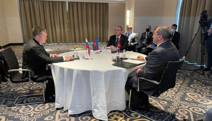 Azərbaycan, Rusiya və Ermənistan Baş prokurorlarının üçtərəfli görüşü keçirildi