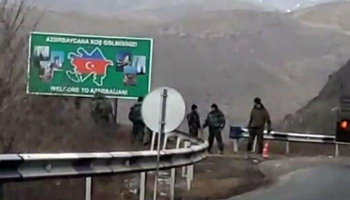 Gorus-Qafan yolu açıldı: Ordumuz şərtini elan etdi
