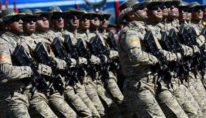 Госслужба: Ведется всесторонняя подготовка на случай войны