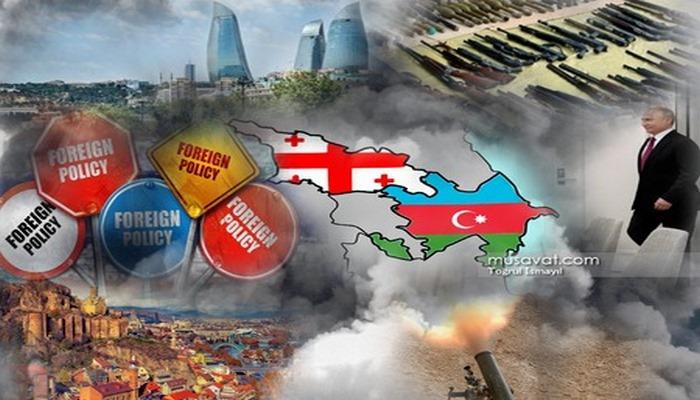 """Gürcüstanın Azərbaycana xəyanəti: """"Foreign Policy"""" Moskvanın Qafqazda fəallaşmasından yazdı"""