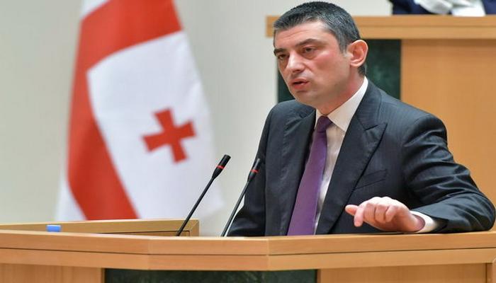 Gürcüstanın Baş naziri Bakı və Yerevana Tbilisidə danışıqlar aparmağı təklif etdi