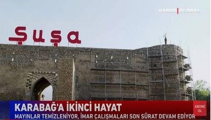 """""""Haber Global"""": Qarabağa ikinci həyat"""