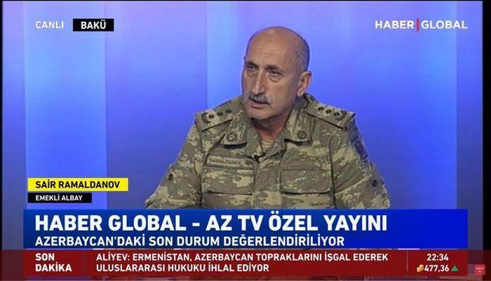 """""""Haber Global""""ın AzTV ilə ortaq yayımı - CANLI"""