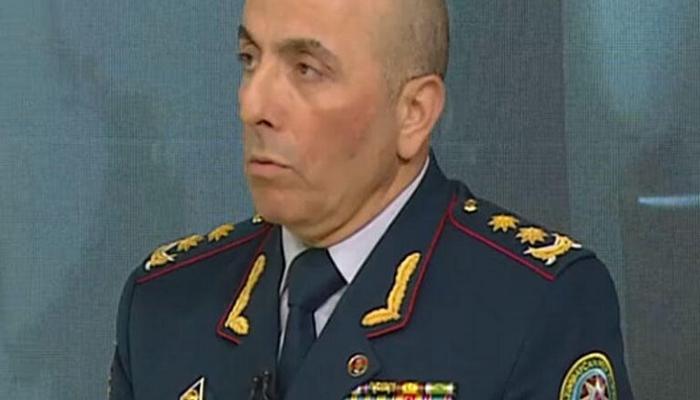Həbs olunan DSX generalı azad edilib?- AÇIQLAMA