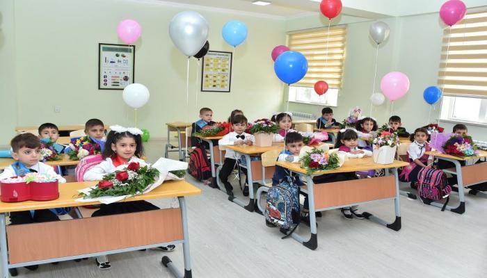 Минобразования Азербайджана о формах школьных занятий в начале нового учебного года