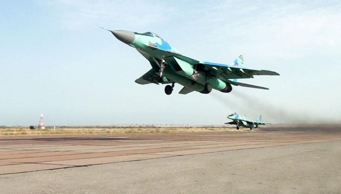 Минобороны: В арсенале ВВС Азербайджана нет истребителей F-16