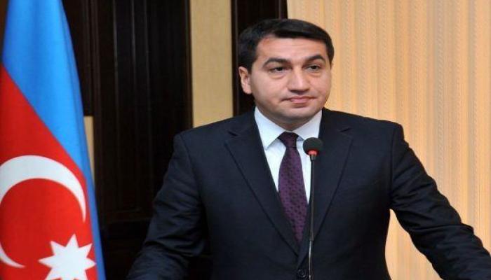 Хикмет Гаджиев: Интенсивное вооружение Армении Россией беспокоит Азербайджан