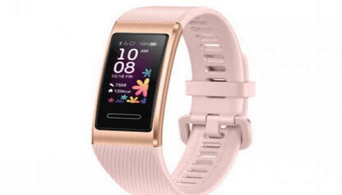 Huawei Band 4 Pro təqdim edildi - Əsas xüsusiyyətləri