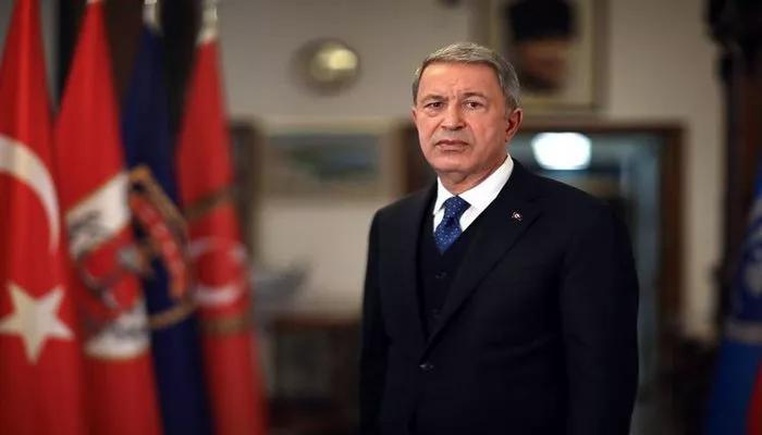 """Hulusi Akar: """"Baydenin açıqlaması Türkiyə-Ermənistan əlaqələrinə mənfi təsir göstərəcək"""""""